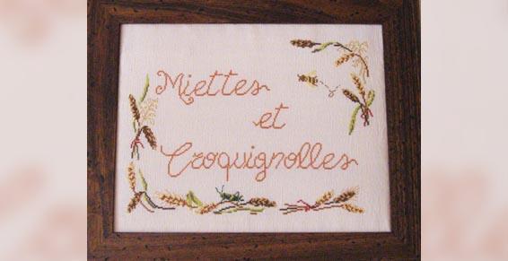 Boulangerie Miettes et Croquignolles, votre artisan boulanger