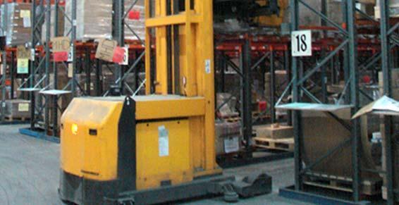 mise en préparation Logistique ARC  à Emerainville Seine et Marne