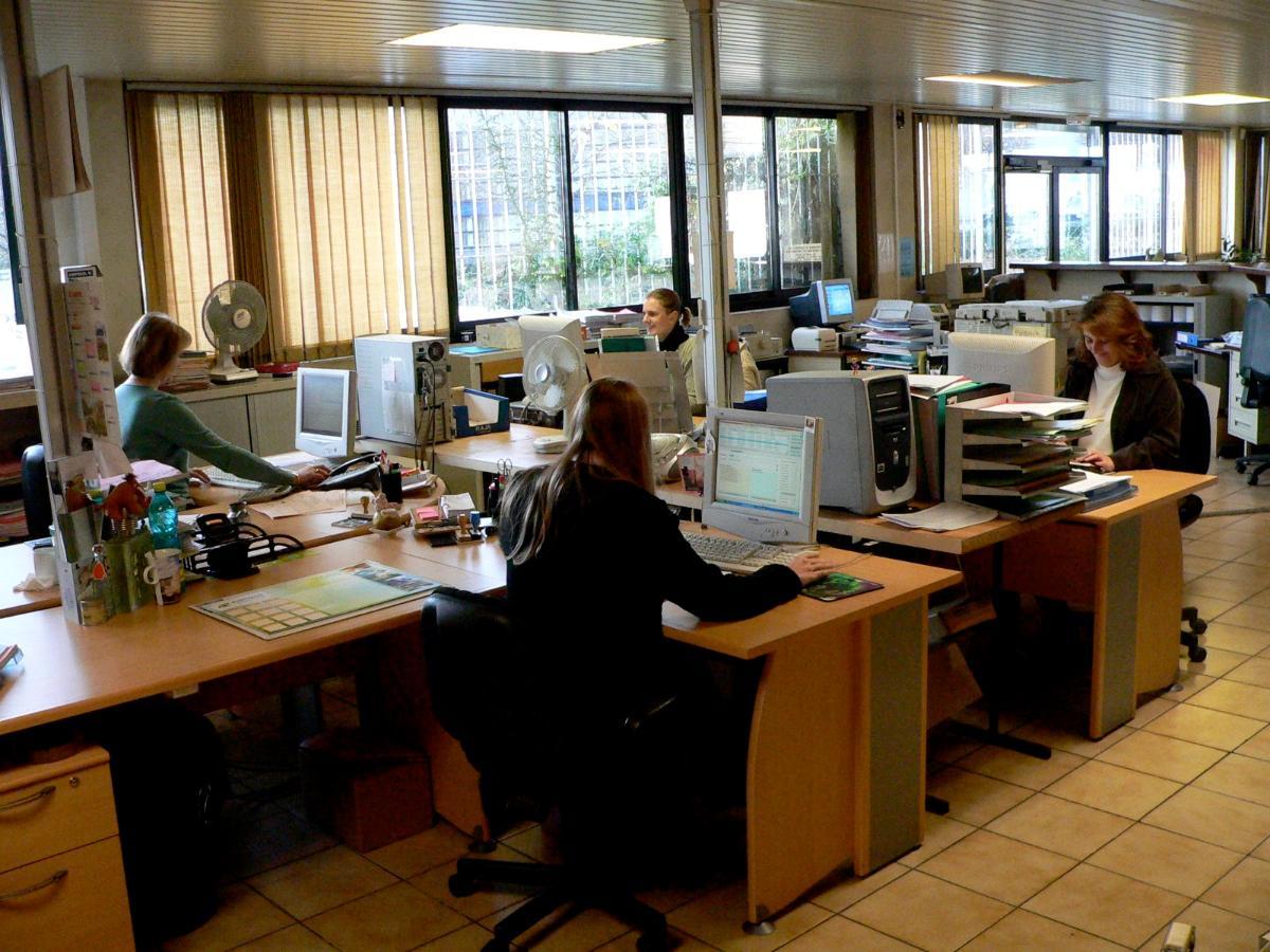 Logistique - service administratif