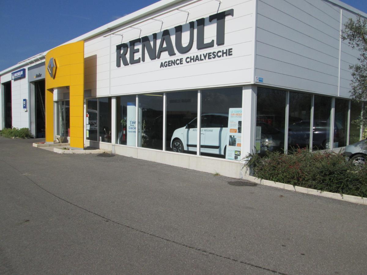 Garage  Chalvesche - Saint-Marcel-d'Ardèche (07)