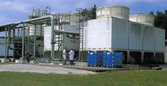 Analysys à Jarnac - Traitement des eaux