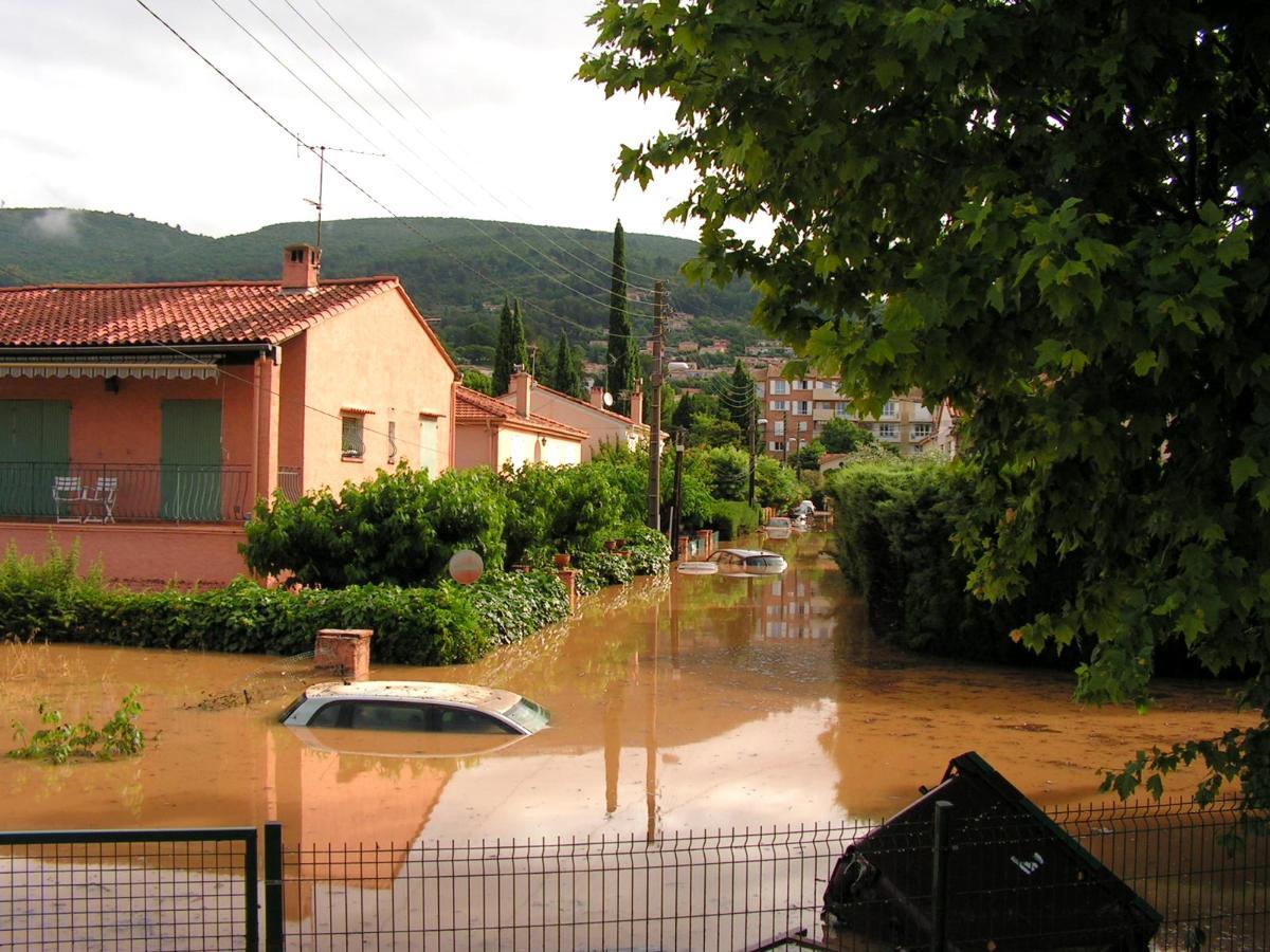 Assurance pour inondations