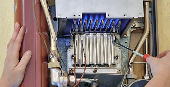 Chaudières à gaz basse température