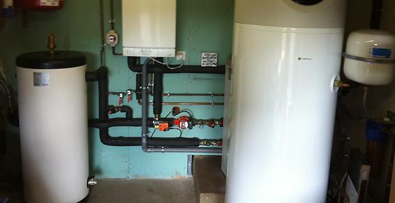 Pompes à chaleur : Air et eau