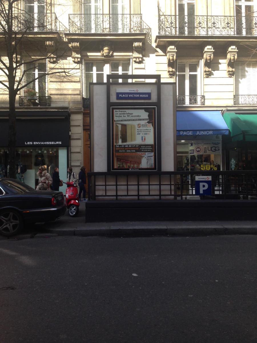 Serrurier Mozart Paris 16ème