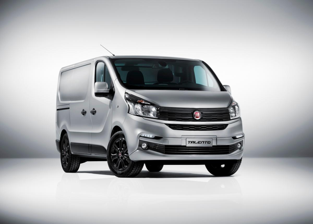 Nouveau Fiat Talento 2019 Essonne 91