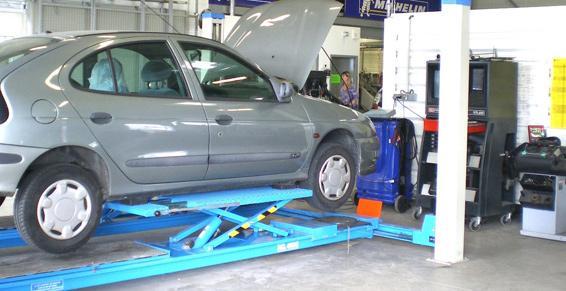 Réparation automobile toutes marques