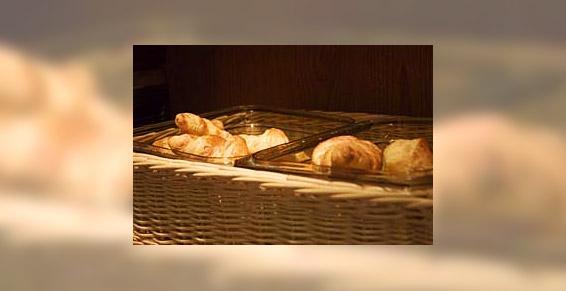 Lève-tard à 4,50 € - Viennoiseries au petit-déjeuner