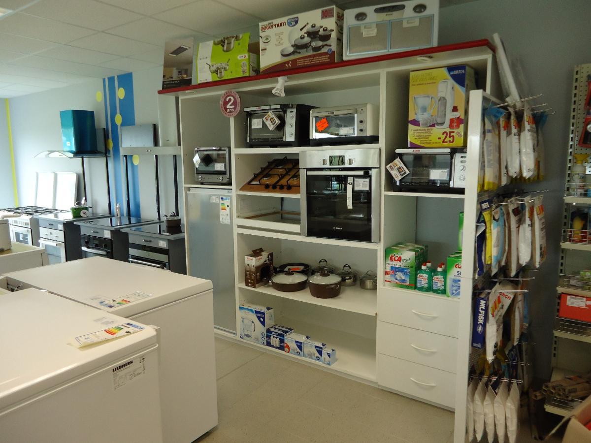 Le magasin Gaboriau à Vieillevigne, dépannage d'électricité