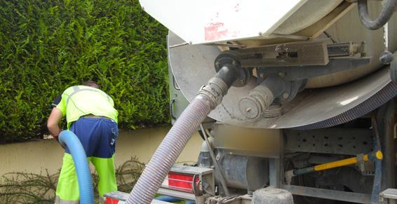 Nettoyage de cuves à fioul - Coved - La Chapelle Saint-Luc