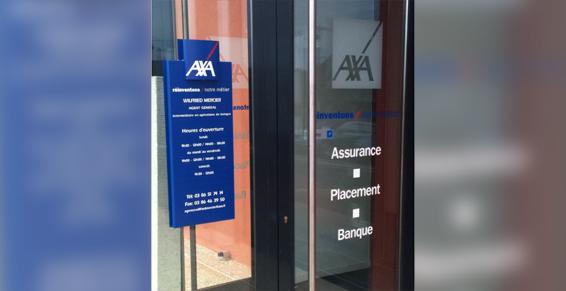 AXA Mercier Wilfried Agent Général