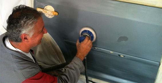 Carrosserie et peinture automobile - Toutes les teintes constructeurs