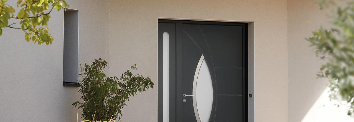 portes d%27entrée PVC monsieur store