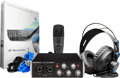 Presonus Audiobox 96 Bundle