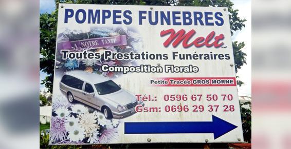 Toutes prestations funéraires