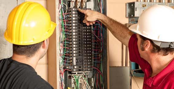 AECE - Électricité pro - Vèze (La) - tableau électrique