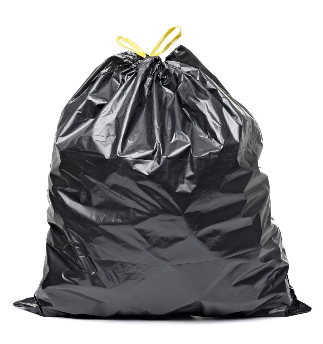 Sacs poubelle noir