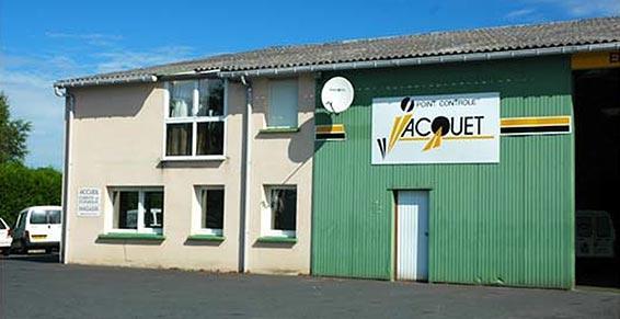 Jacquet SARL - Garages de poids lourds