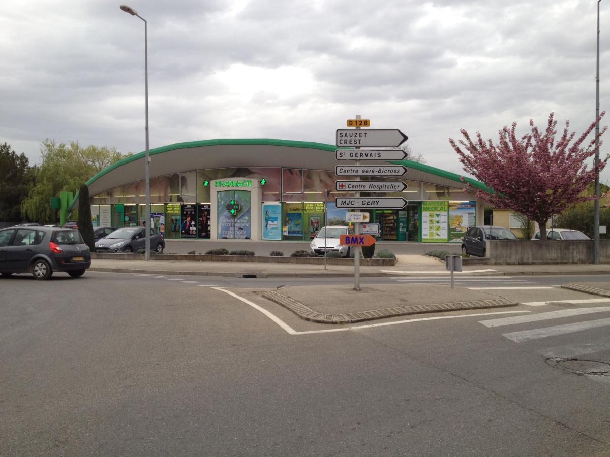 Pharmacie Khoury - Montélimar - Drôme