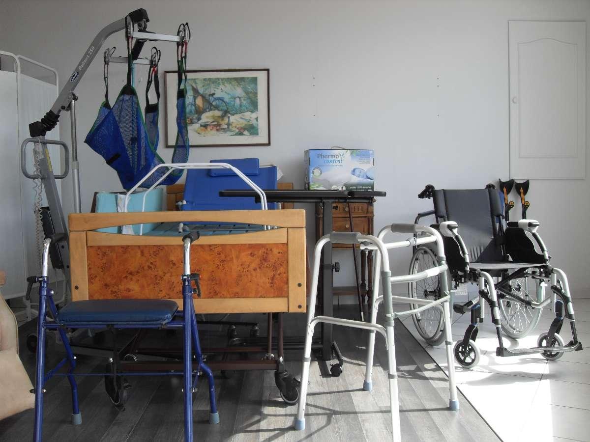 Installation à domicile de votre matériel à Valenciennes