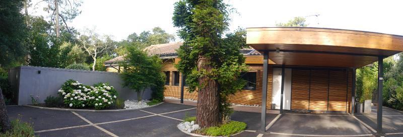 Extension maison à Hossegor