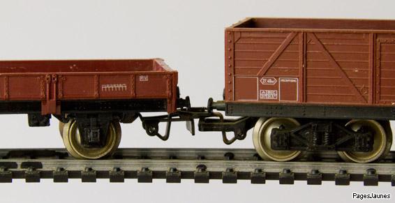 Nancy Train - Spécialisé en modélisme ferroviaire