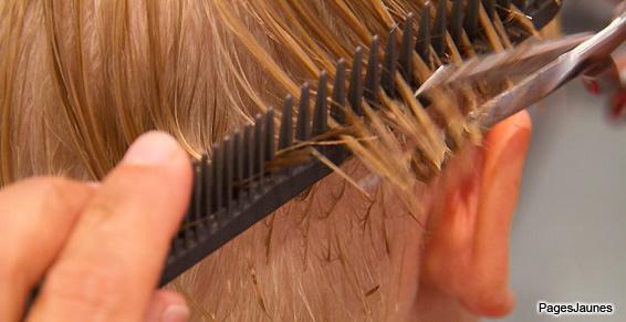 Coiffeurs - Coupe coiffure courte enfant