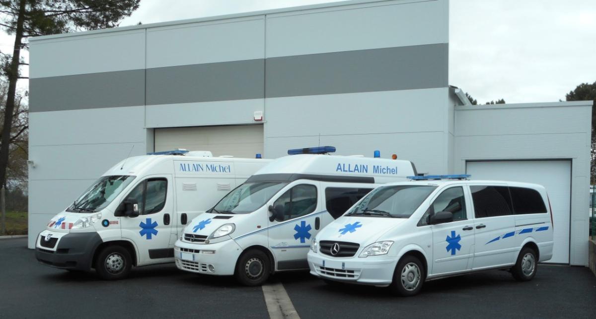 Ambulance à Riantec près de Port-Louis, Ambulances Taxis Allain Michel