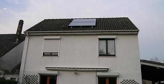 chauffage - Chauffe eau solaire