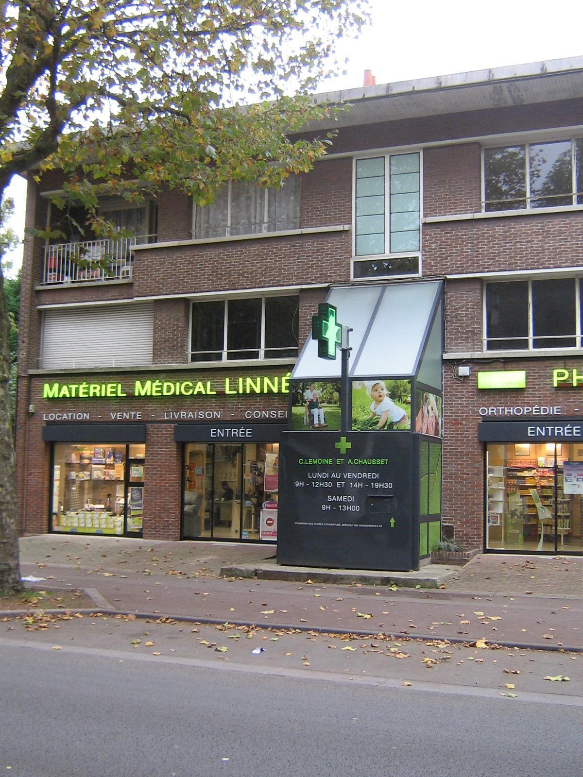 Pharmacie Linné - Livraison à domicile