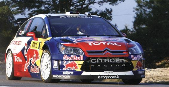 garage automobiles - Citroën Racing