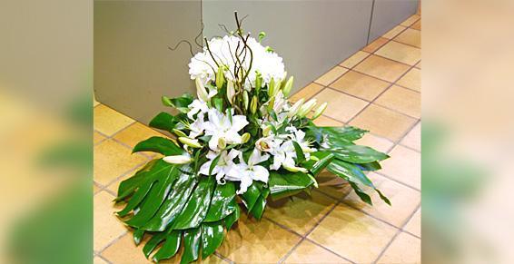 .composition florale