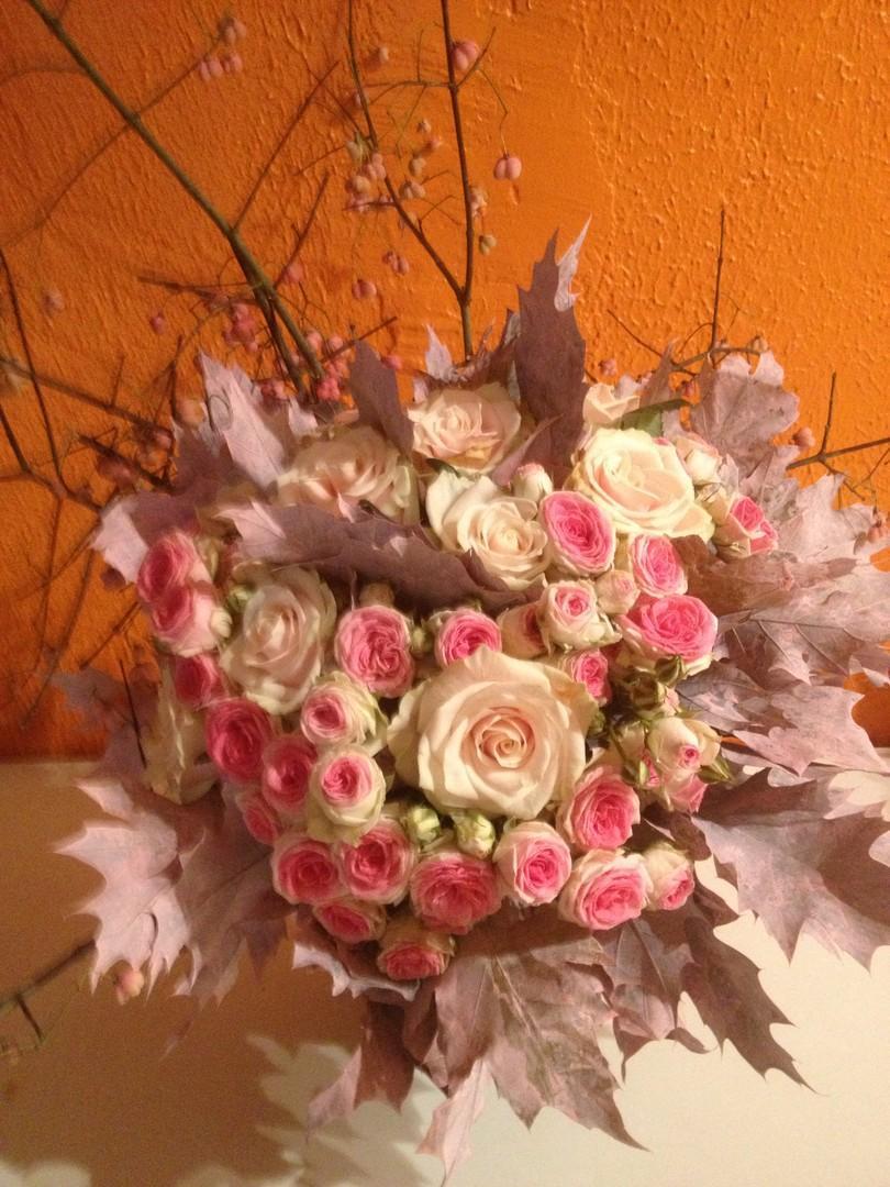 .bouquet de roses