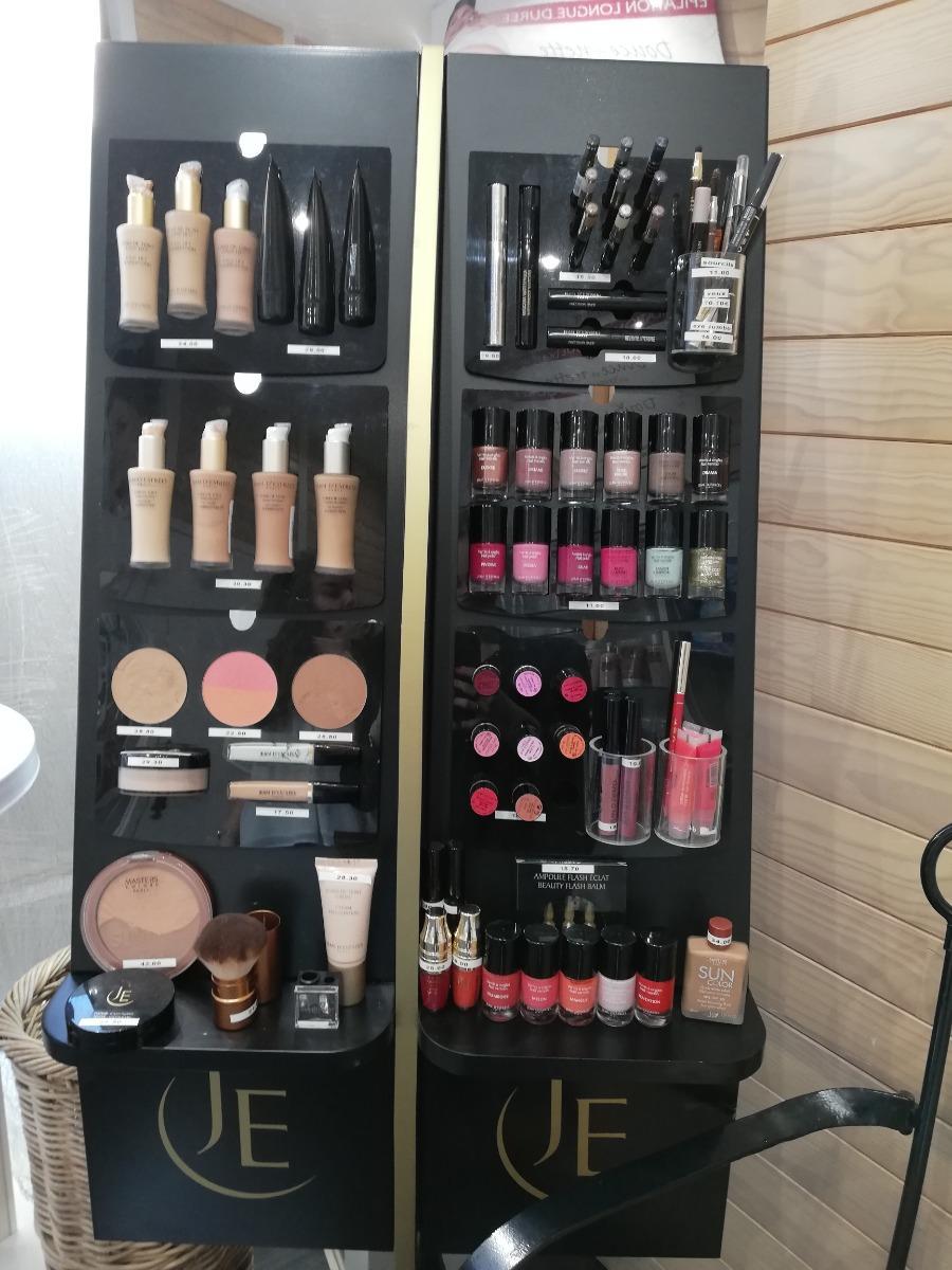 Présentoir maquillage Jean d'Estrées