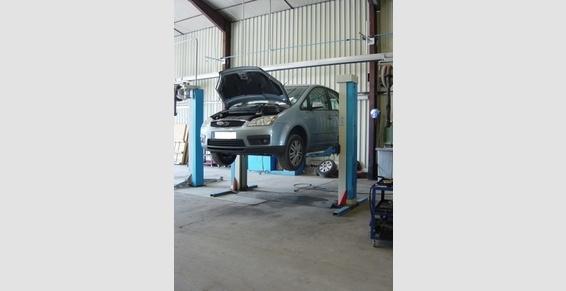 ATELIER VEHICULES du garage Comminges diesel