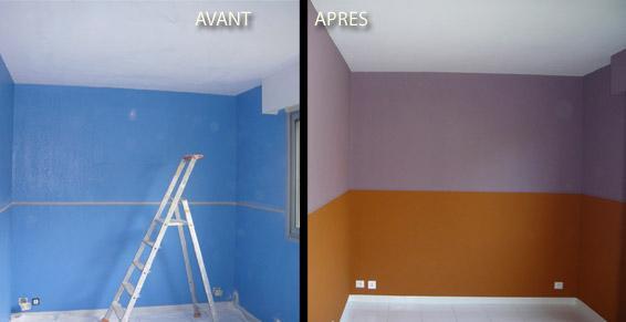 AJC Peinture, décoration intérieure à Mougins
