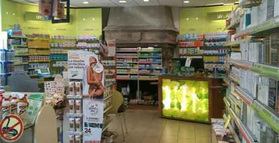 matériel médical - pharmacie intérieur