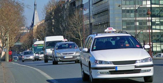 Taxis à Guillerval
