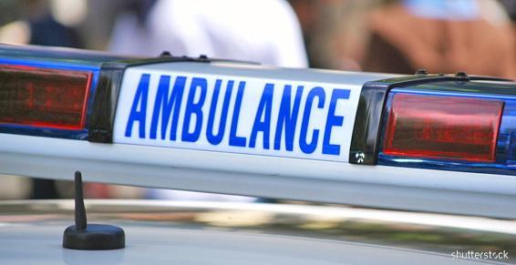 Ambulance située à Paris 15ème