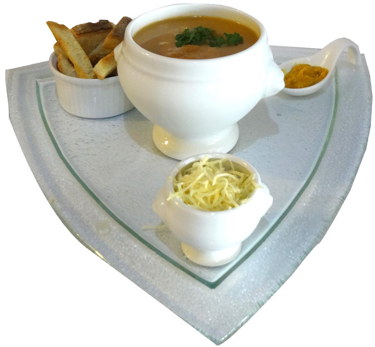 Fish soup 002, Crêperie Restaurant Ty Skorn à Cancale, Ille-et-Vilaine (35)