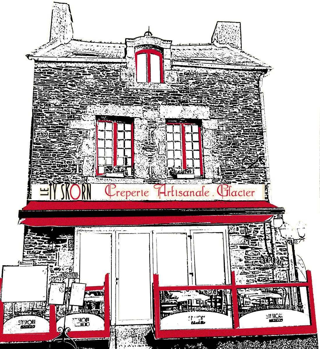 Businesse cards 2015 SMALL, Crêperie Restaurant Ty Skorn à Cancale, Ille-et-Vilaine (35)