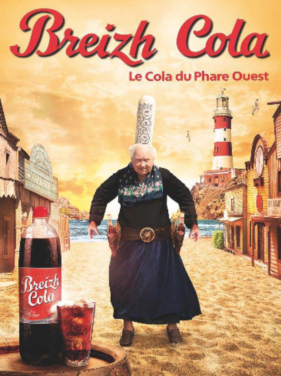 Crêperie artisanale Ty Skorn Breizh cola du far ouest à Cancale