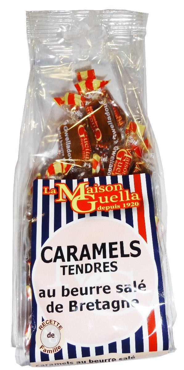 Sachet de Caramels Mous au Beurre Salé