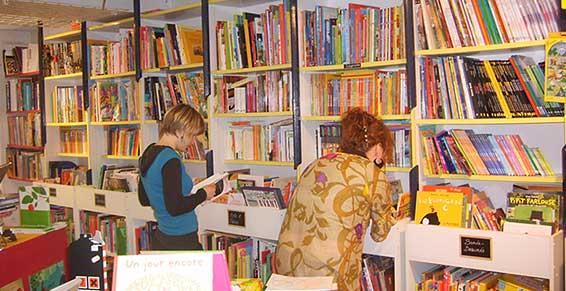 librairie - librairie découverte