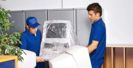 déménagements industriels bureaux - matériels informatiques