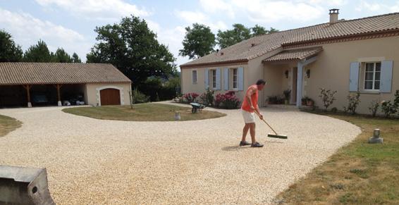 Baignes-Sainte-Radegonde - Autres travaux publics
