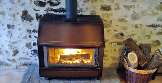 Économie d'énergie - Bois de chauffage