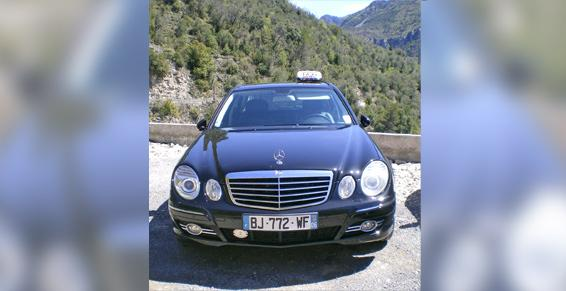 Taxi Davoy  - Transports personnels - Grasse