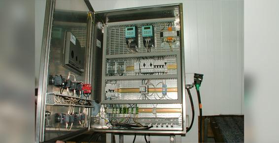 Coffret électrique industrielle