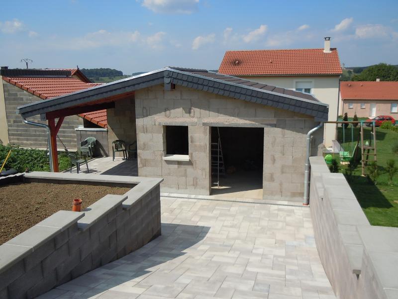 Maconerie generale - Ralph Dillschneider Entreprise Construction